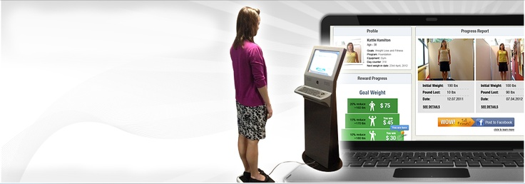 HEALTHspot Wellness Kiosk