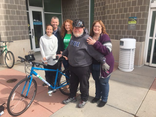 Weigh and Win Member Bikes His Way to Health with incentaHEALTH